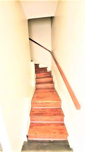 aluguel comercial casa vila - escada escada